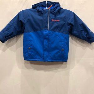 Columbia omniheat 12-18 month jacket